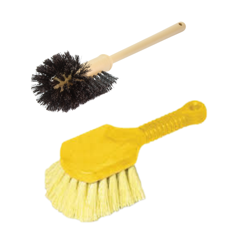 Brushes & Scrubbers