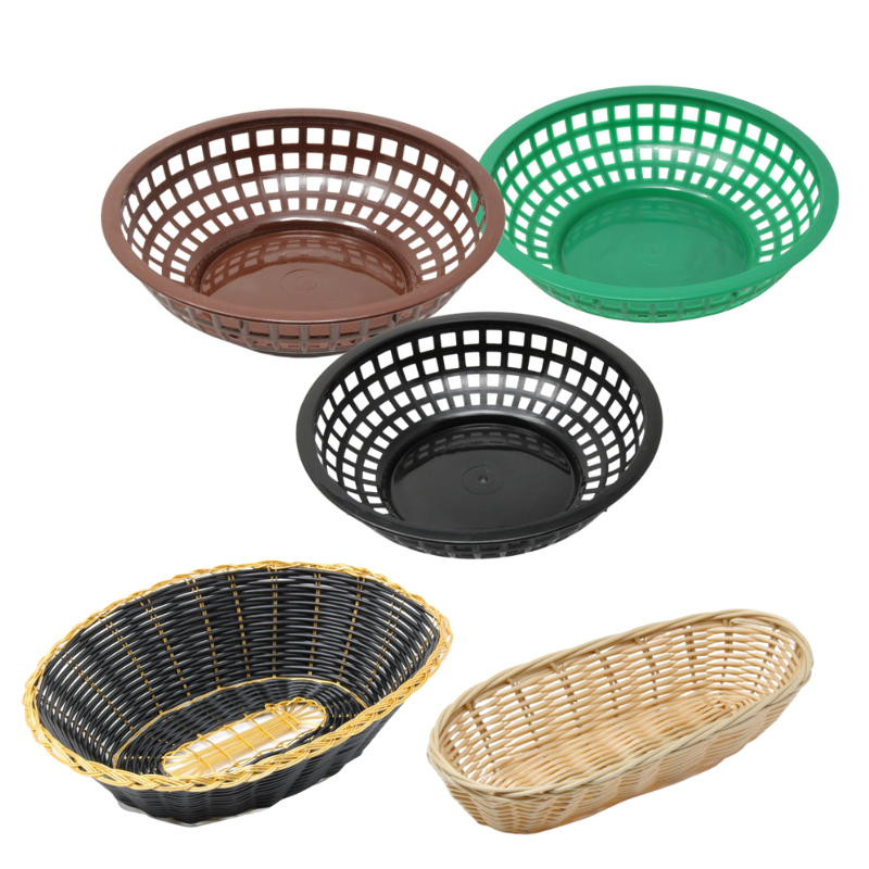 Serving Trays & Baskets