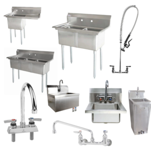 Sinks & Faucets